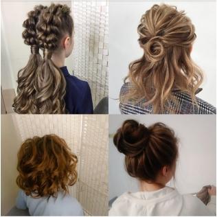 Причёски,  канеколон,  косы.